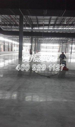 渗透固化剂地坪