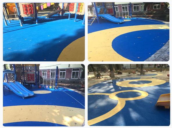 曙光幼儿园EPMD地面工程案例